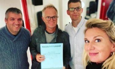 "Recording of ""Dichterliebe"" with Tora Augestad, BFO and Edward Gardner"