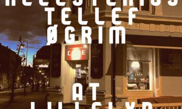 Tellef Øgrim/Henrik Hellstenius at Lillelyd